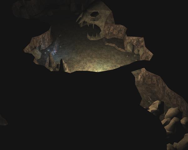 File:Ravenstower Barony, Abandoned Mine, Dragon's Lair Entrance.png