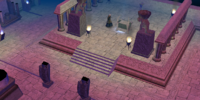 Moonville: Temple