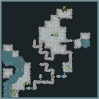 Icy Cavern 2 pins