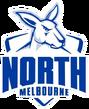 North melbourne fc logo