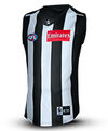 Collingwood Magpies home guernsey