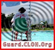 Guard-splash