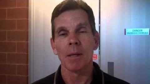 Frank Busch at the Columbus Grand Prix