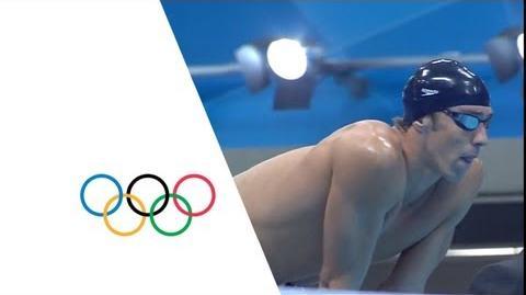 Michael Phelps' Final Olympic Race - Men's 4 x 100m Medley London 2012 Olympics
