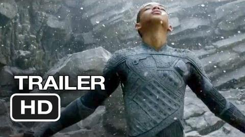 After Earth Official Trailer 1 (2013) - Will Smith Movie HD