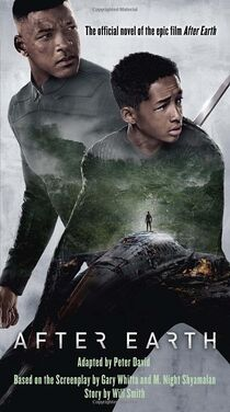 After Earth book cover