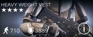 Heavy Weight Vest