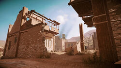 Razed Fort Map HD image 3