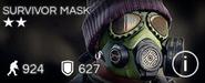 Survivor Mask