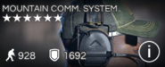 Mountain Comm. System