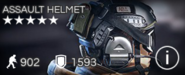 Assault Helmet
