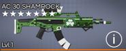 AC 30 Shamrock 7 star