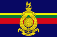 Flag of the Royal Marines
