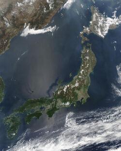 Japan May 2003