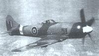 Hawker Tempest MkII