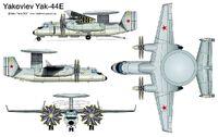 Yakovlev Yak-44