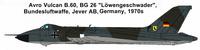 Avro Vulcan B.60