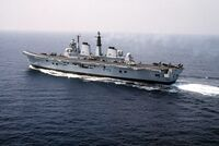 HMS Invincible (R05) Dragon Hammer 90