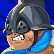 Gladiators helm hi