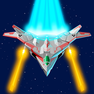 Space pirates starfighter hi