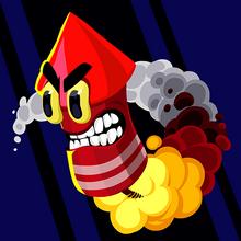 Sky-rocket
