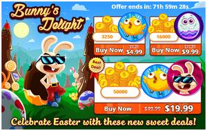 Bunnys-delight-offer
