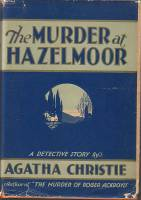 The Sittaford Mystery US First Edition Jacket 1931