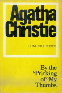 File:By the Pricking of my Thumbs First Edition Cover 1968.jpg