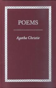 Poems first edition cover 1973