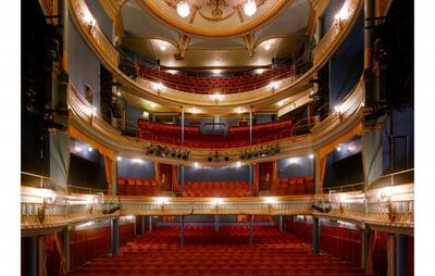 Comedy theatre 1b James Morris