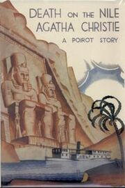 Death on the Nile First Edition Cover 1937