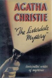 The Listerdale Mystery First Edition Cover 1934