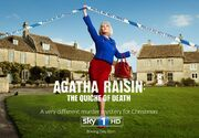 Sky Agatha Raisin ad