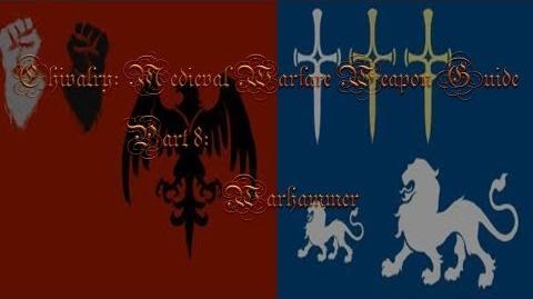 Chivalry Medieval Warfare Weapon Guide Part 8 Warhammer
