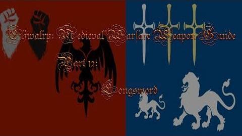Chivalry Medieval Warfare Weapon Guide Part 12 Longsword
