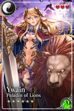 Ywain (King of the Ring)+2