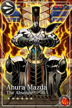 Ahura Mazda+1