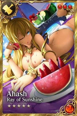 Ahash (Swimsuit)+2