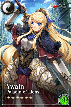 Ywain (King of the Ring)