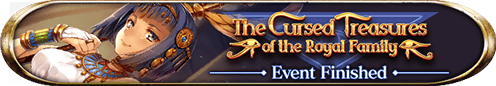 The Cursed Treasures Banner