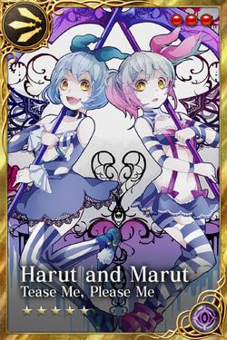 Harut and Marut+2