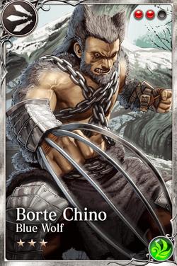 Borte Chino+1