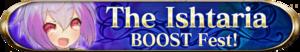 Ishtaria Boost Fest Banner
