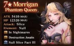 NR Morrigan Reward