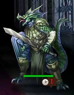 Scale Knight