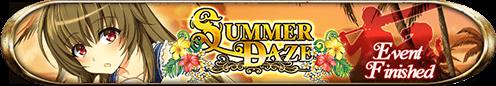 Summer Daze Banner
