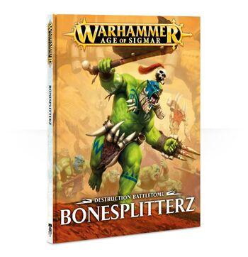 Battletome Bonesplitterz Destruction Sigmarlore