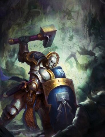 File:Liberator Hallowed Knights vs Nurgle Colour Illustration.jpg
