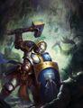 Liberator Hallowed Knights vs Nurgle Colour Illustration.jpg