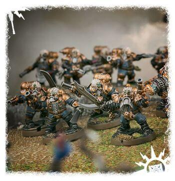Arkanauts Kharadron Overlords diorama
